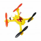 X6  4 Channel Six Axis R/C Aircraft - Yellow