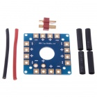 HJ MultiCopter Multi-Tri Copter energia da bateria ESC Conselho Connection Board Distribuição