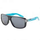 ANT 2071 Fashionable UV400 Sunglasses - Black + Blue