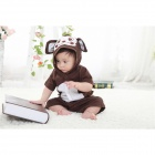 Doomagic Little Monkey Children's Clothes - Brown (Free Size)