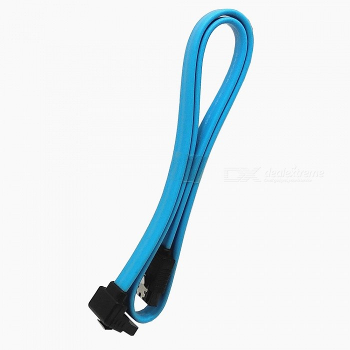 все цены на High Speed SATA 3.0 Hard Disk Data Cable - Blue + Black онлайн