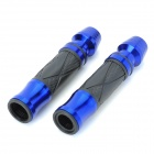 HJ HJ15 Motorcycle Handle Tampa Bar - Azul + Preto (2 PCS)