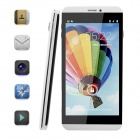 "S500 5"" IPS HD Quad Core Android 4.2 Smart Phone w/ Wi-Fi / Bluetooth / G-sensor - White"