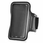 "Universal EVA Sports Gym Armband for 4.5~5.0"" Cell Phone - Black"
