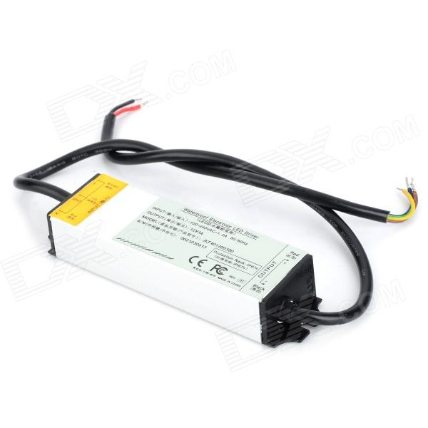 36W Waterproof Electronic LED Driver (12V 3A)