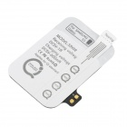 Ultrathin Wireless Wireless Charger Accept Receiver for Samsung Galaxy S3 i9300 - White + Black
