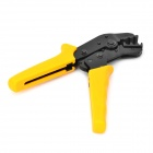 LODESTAR L214197 Ratchet Terminal Crimping Plier - Yellow