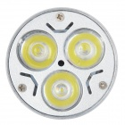 exled GU5.3 MR16 12V 3W 6000K 280lm holofotes branco fresco 3-LED
