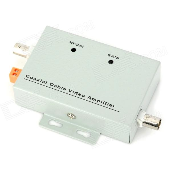 LRS-FDQ08 Coaxial Cable Single Channel Video Amplifier (12V)
