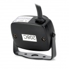 208A Mini HD CMOS 420TVL Surveillance Camera w/ 6-IR LED