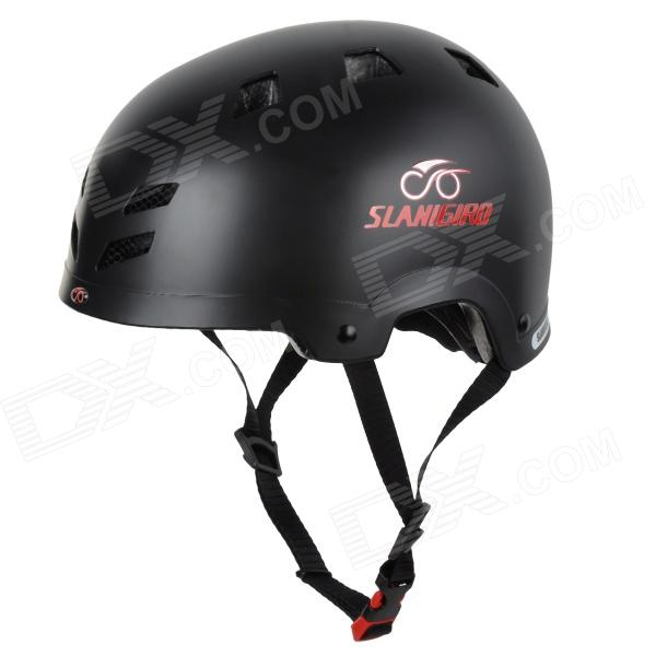 SLANIGIRO B001 Extreme Sports Helmet - Black (57~61cm) tb fma sports helmets military new bump exfil lite tactical helmet black airsoftsports paintball combat protection free shipping