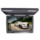 Kangsung TU-156 15.6-Inch High-Resolution Car Flip Down Monitor w / FM / VGA - Grey