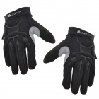 Yongruih A01 Cycling Soft Pad Full Finger Glove - Black (XL)