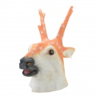 SYVIO Sika Deer Mask - Brown + Black
