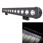 20 Degree Spot 120W 10800lm Combo Work Light Bar / Off-Road Lamp w/ 12-Cree XM-L U2