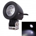 10W Cree XM-L T6 1-LED Work Light 800LM Spot Modular High Power Offroad / Reverse Lamp