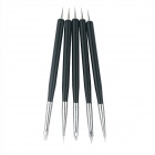 5-in-1 Nailbrush Tool Set - Black