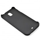 5V 3800mAh External Power Bank Battery Case for Samsung Galaxy Note3 - Black