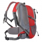 Creeper YD-127 Outdoor Camping Oxford Backpack Bag - Red (35L)