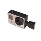 HDMI Female to Micro HDMI Male Converter for Gopro Hero 3 / 3+ - Black