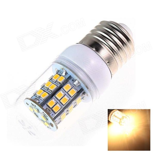 GCD F15 E27 5W 350lm 2500K 46 x SMD 2835 LED Warm White Light Lamp Bulb - White (AC 220~240V) 5pcs e27 led bulb 2w 4w 6w vintage cold white warm white edison lamp g45 led filament decorative bulb ac 220v 240v