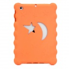 Christmas Series Moon & Stars Style Protective EVA Back Case for Ipad MINI - Orange