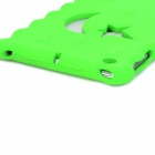 Christmas Series Moon & Stars Style Protective EVA Back Case for Ipad MINI - Green
