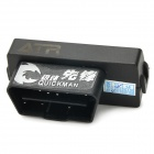 Universal OBD Car Anti-theft Alarm - Black