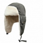 Qinglonglin EM-04 Outdoor Skiing Windproof Warm Hat - Army Green