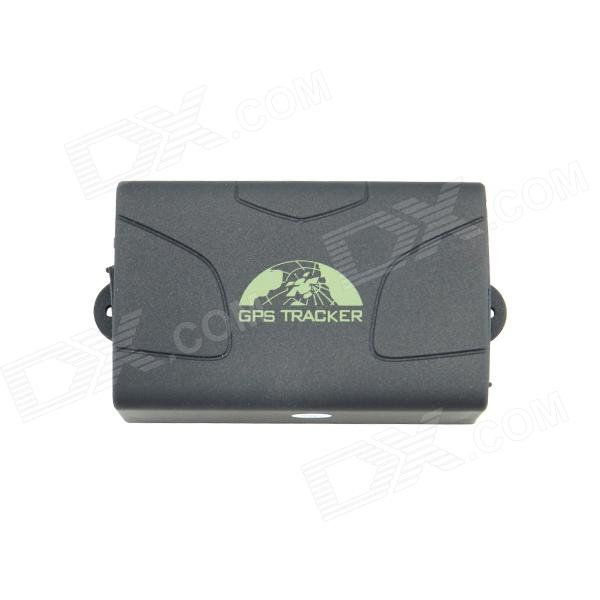 CF104 Waterproof Car GSM / GPRS / GPS Realtime Tracker - Black