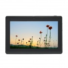 "iRulu AK307 7"" Capacitive Android 4.2.2 Tablet PC w/ 512MB RAM, 8GB ROM, Wi-Fi - Dual-Camera - Black"