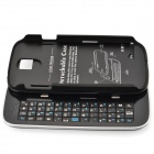 Detachable Bluetooth V3.0 + HS Slide-out 51-Key Keyboard Case for Samsung Galaxy S4 / i9500 - Black