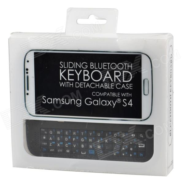 how to get to keyboard settings on galaxy s4