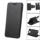 """XI DE NI"" Detachable Protective PU Leather Case Cover Stand for Samsung Galaxy Note 3 N9000 - Black"