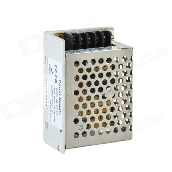 CHEERLINK DD-2412AA 12V 2A Regulating Power Supply - Silver cheerlink ad s1220ac 24w switch style regulated dc power supply silver 12v 2a