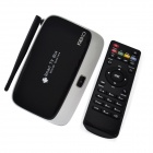 REKO MK822 Quad-Core Android 4.2 Google TV Player w/ 2GB RAM / 8GB ROM / Antenna - Black + Silver