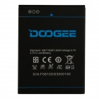 "DOOGEE Rechargeable Replacement ""2500mAh"" 3.7V Lithium Battery for DOOGEE VOYAGER DG300 - Black"