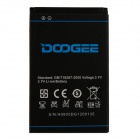 "DOOGEE Rechargeable Replacement ""3000mAh"" 3.7V Lithium Battery for DOOGEE Collo 2 DG120 - Black"