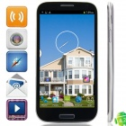 "N9202 MTK6589 Quad-Core Android 4.2.2 WCDMA Bar Phone w / 6,0 ""HD, 16GB ROM, FM und GPS - Dark Blue"