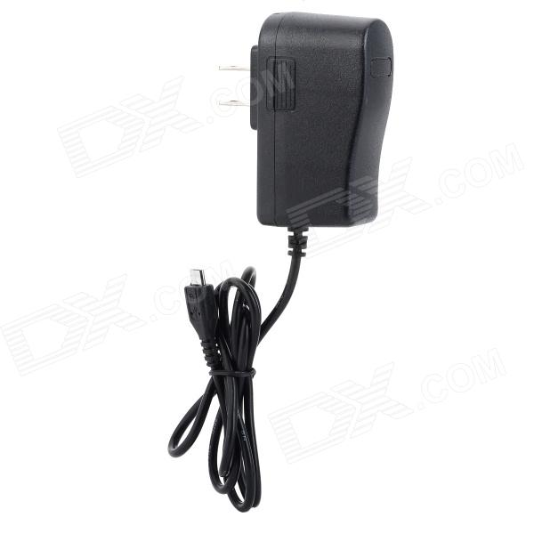 Micro USB 5V 2A US Plug Power Adpater (AC 100~240V)