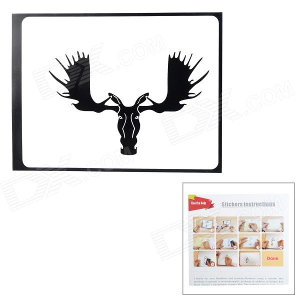 Creative Moose Pattern Sticker for  MacBook 11