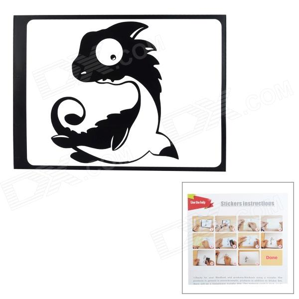 Creative Cartoon Dragon Pattern Sticker for MacBook 11