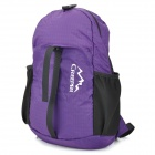 Creeper YD-017 Outdoor Sports Camping 420D Nylon Backpack Bag - Purple (16L)