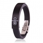 Bluetooth Incoming Call Vibrate Alert Bracelet (Black)