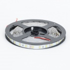 HML 13000lm 3000K 300-5630 SMD LED Warm White Car Decoration Lamp Strip - White + Yellow (12V / 5m)
