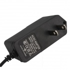 SingFire USW-D3 Double Slots 18650/16340 Charging Block w/Charger+Car Charger - Black