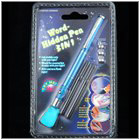 Invisible Ink UV LED Pen with Replacement Inks