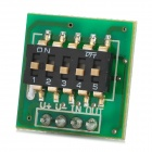DDW011 PCB Timing Switch Control Module - Green + Black