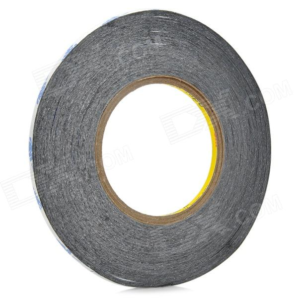 M001 3M Double Sides Adhesive Tape - Black (5mm x 50 Meters)Other Tools<br>ModelM001Quantity1Form  ColorBlackMaterialCottonPacking List1 x Double sides adhesive tape<br>