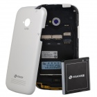 "K-Touch U9 Android 4.0 Dual-Core GSM / WCDMA puhelimen w / 4,5"", 512 Mt RAM, 4 gt ROM, Dual SIM - valkoinen"